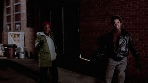 Denzel Washington em Desejo de Matar (1974)  (Foto: Divulgação)