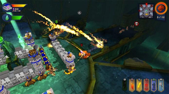 The Castle Game (Foto: Divulgação/Sony)