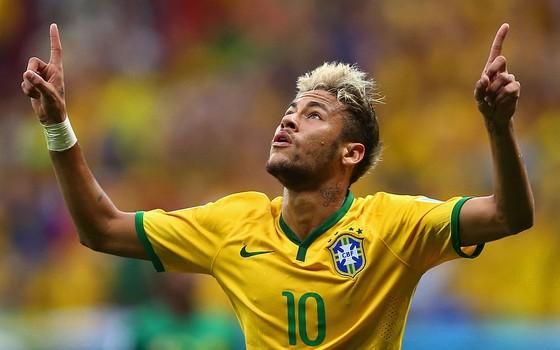 Neymar Jr (Foto: Clive Brunskill/Getty Images)
