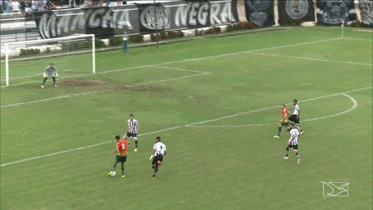 Com gol do estreante Reginaldo Júnior, Sampaio vence ASA em Alagoas