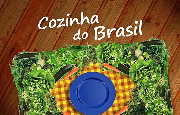 """O quadro """"Cozinha do Brasil"""" mostra receitas ligadas ao campo (Foto: Reprodução/TV Fronteira)"""