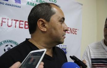 """Irritado, Cláudio Nobre minimiza racha na ACPEA: """"Quem quiser sair, saiu"""""""