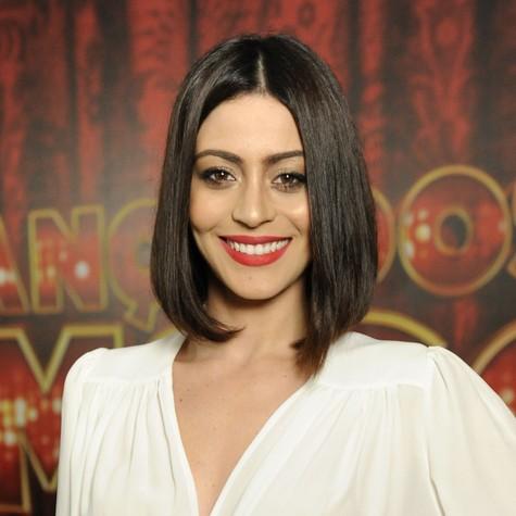 Carol Castro (Foto: Estevam Avellar/TV Globo)