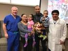 Brasileiro que removeu tumor gigante de criança comemora: 'Gratificante'