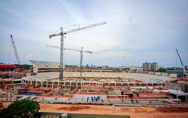 Arena da Amazônia (Foto: Divulgação)