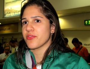 vôlei natália brasil londres (Foto: Cahê Mota / Globoesporte.com)