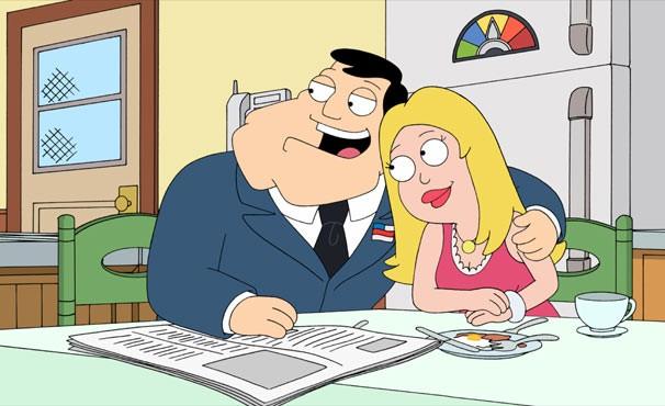 Stan e Francine acreditam que nada pode separá-los...até a reforma começar! (Foto: Divulgação / Twentieth Century Fox)