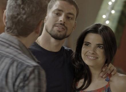 Tóia anuncia que vai embora com Juliano, e Romero não gosta