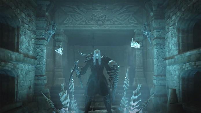 Resultado de imagem para Diablo III: Rise of the Necromancer