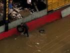 Homem morre eletrocutado durante temporal na Zona Oeste de SP
