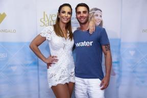 Ivete Sangalo e Daniel Cady (Foto: Manuela Scarpa/Brazil News)