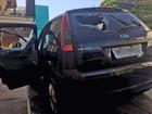 'Desentendimento' acaba com carro danificado em Presidente Prudente