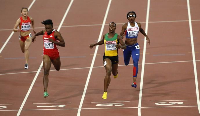 Veronica Campbell-Brown Mundial de Atletismo (Foto: Reuters)
