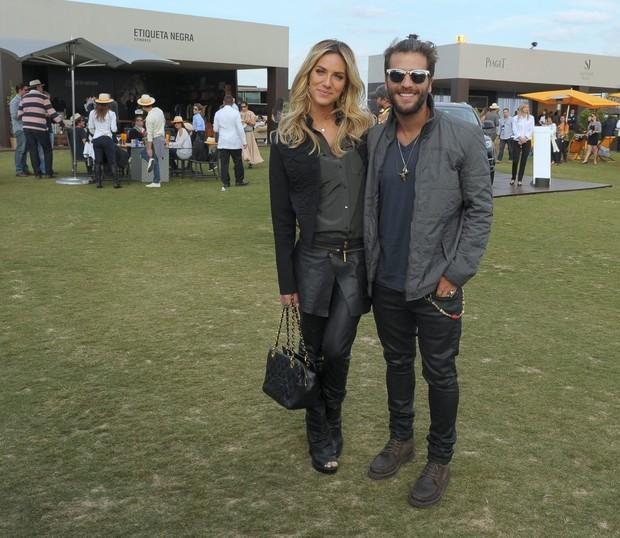 Giovanna Ewbank e Bruno Gagliasso (Foto: Francisco Cepeda / AgNews)