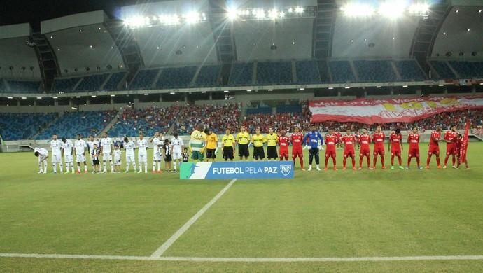 América-RN x ABC Arena das Dunas Campeonato Potiguar (Foto: Canindé Pereira/Divulgação)