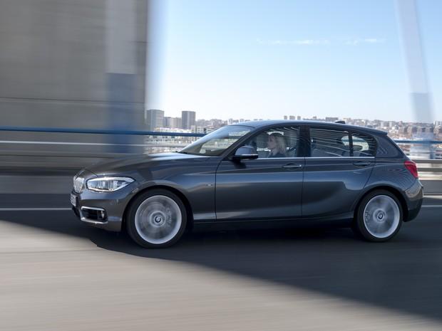 BMW Série 1 (Foto: Divulgação)