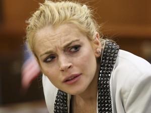 A atriz Lindsay Lohan.  (Foto: Reuters)