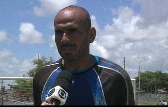 """Adson quer título da 2ª divisão com o Inter-PB: """"É importante para carreira"""""""