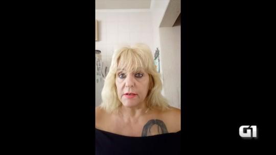 Em vídeo, mãe de fisiculturista morta no RN cobra justiça; 'minha filha quer'
