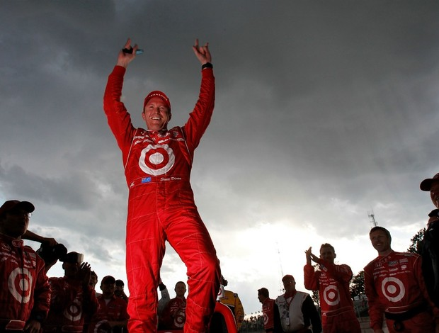 Scott Dixon Indy Detroit (Foto: Getty images)