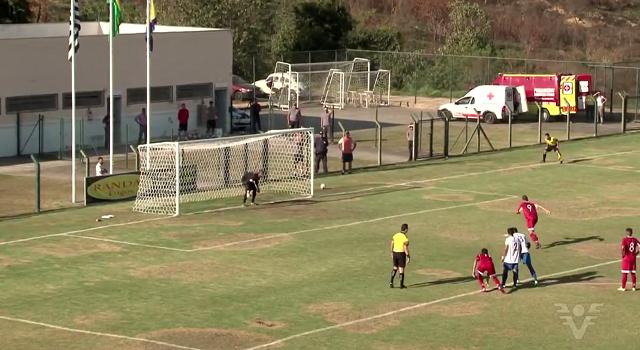 Campeonato Paulista da segundona (Foto: Reprodução/TV Tribuna)