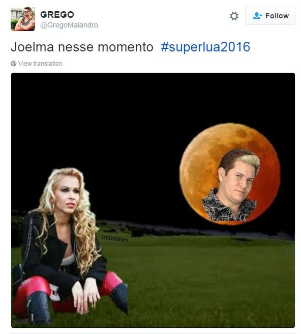 meme superlua 5 (Foto: Reprodução/Twitter)