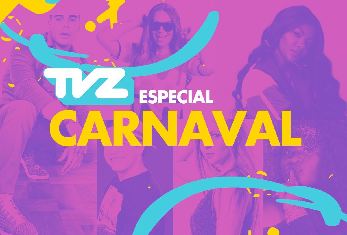 Nos dias 12 e 13 de fevereiro, o carnaval invade o TVZ (Foto: Divulgao/Multishow)