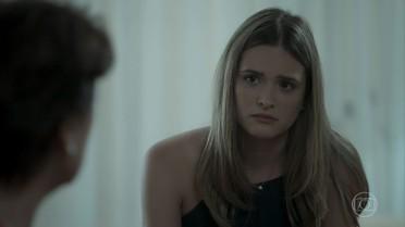 Simone repreende Silvana por conversa com Joyce sobre Ivana