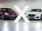 Audi A4 x Jaguar XE: comparativo