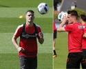 Hoje na Euro: confronto fraterno, duelo de debutantes, Rooney e Bale