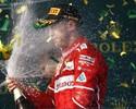 Vettel coloca graça no Mundial