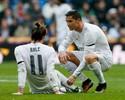 Bale está fora do jogo contra o Roma, pela Liga dos Campeões, diz Zidane