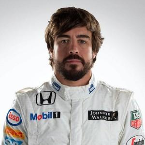 Fernando Alonso McLaren F-1 (Foto: Divulgação / Site Oficial F-1)