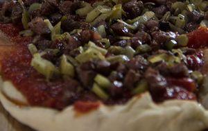 Como fazer pizza tri-recheada