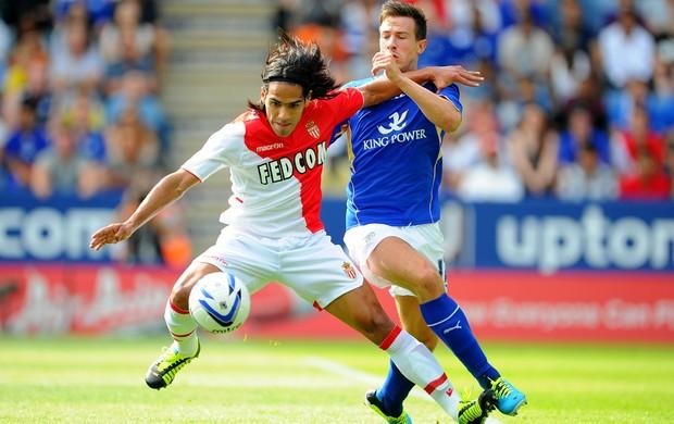 Falcao Monaco Leicester City (Foto: Getty Images)