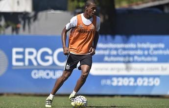 Luiz Felipe descarta vida fácil para o Santos contra reservas do Inter