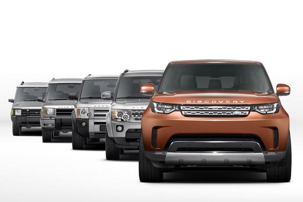 Land Rover Discovery  (Foto: Divulgação)