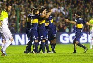 Boca Juniors Sarmiento (Foto: Reprodução / Site Oficial)