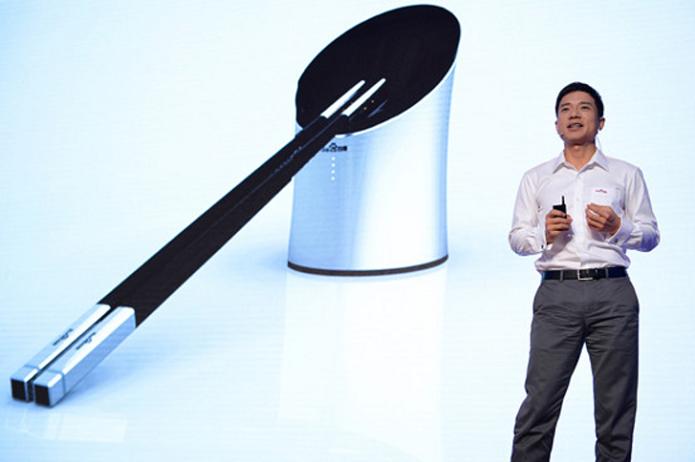 Baidu apresentou novo produto inteligente (Foto: Reprodução/Pocket Lint) (Foto: Baidu apresentou novo produto inteligente (Foto: Reprodução/Pocket Lint))