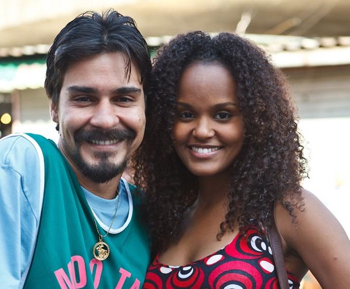 André Gonçalves na série 'As Cariocas' (Foto: Tv Globo/Ique Esteves )