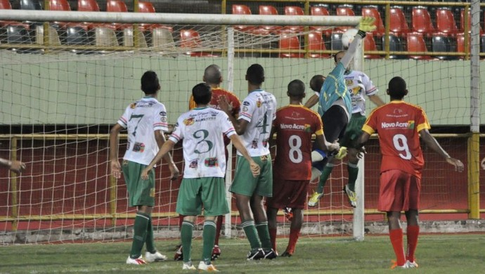 Galvez x Alto Acre (Foto: Manoel Façanha/Arquivo Pessoal)