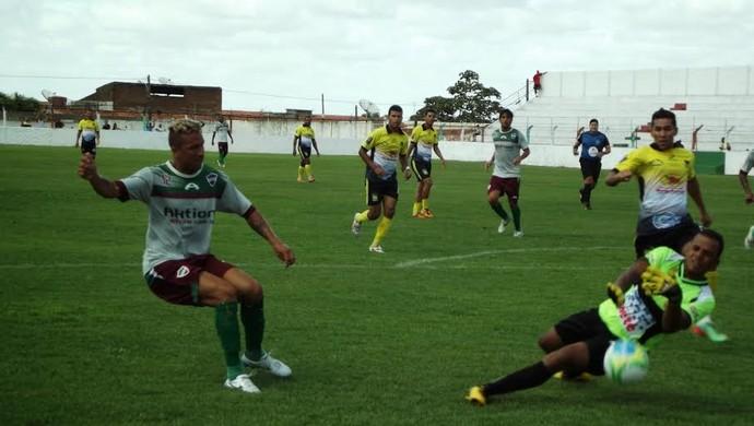 CSE vence jogo-treino contra o Penharol (Foto: Romário Silva/Assessoria CSE)