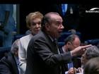 Senador tucano pede retirada de deputado do PT do plenário