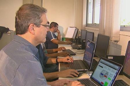 Pesquisadores da USP desenvolve programa que ajuda na seleção de talentos (Foto: Reprodução/EPTV)