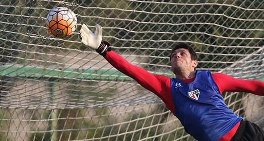 pressão (Rubens Chiri - site oficial do São paulo FC)