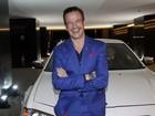 André Sanseverino sobre Luana na Playboy: 'Vestiu a camisa da revista'