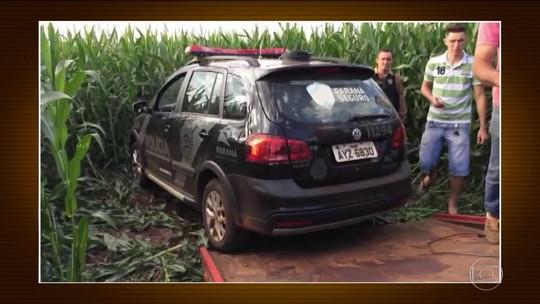Quadrilha usou arma militar que derruba aeronave em roubo a transportadora no Paraguai