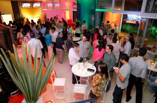 Evento vem_aí reuniu cerca de 400 convidados em toda a região de cobertura da TV TEM (Foto: Marketing/TV TEM)