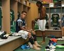 Destaques em 2015, Gabriel e Arouca voltam à briga por vaga no Palmeiras