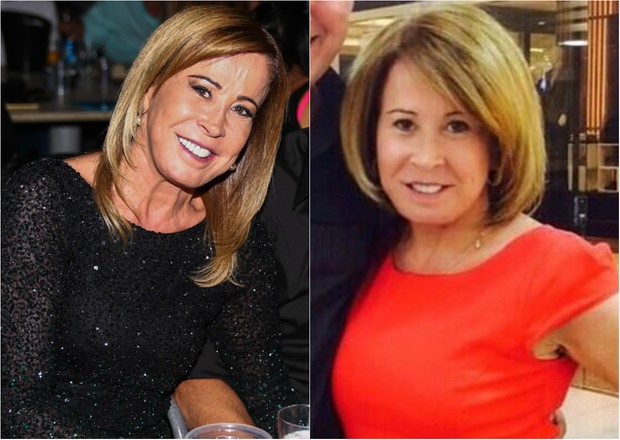 Antes e depois: Zilu Camargo (Foto: Manuela Scarpa/Photo Rio News | Reprodução/Instagram)